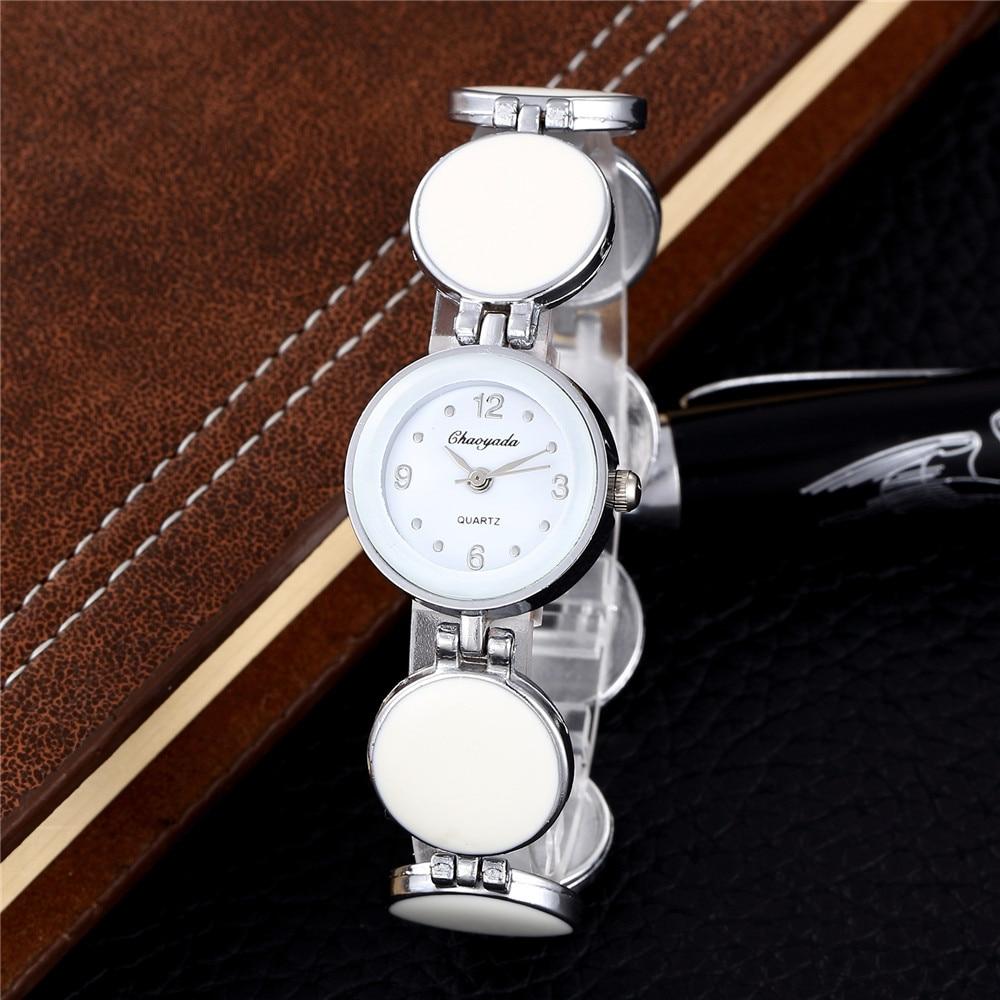 Trendy Watches Women Unique Design Bracelet Wristwatches Ladies Quartz Dress Clock Fashion Individual Zegarek Damski Reloj Mujer