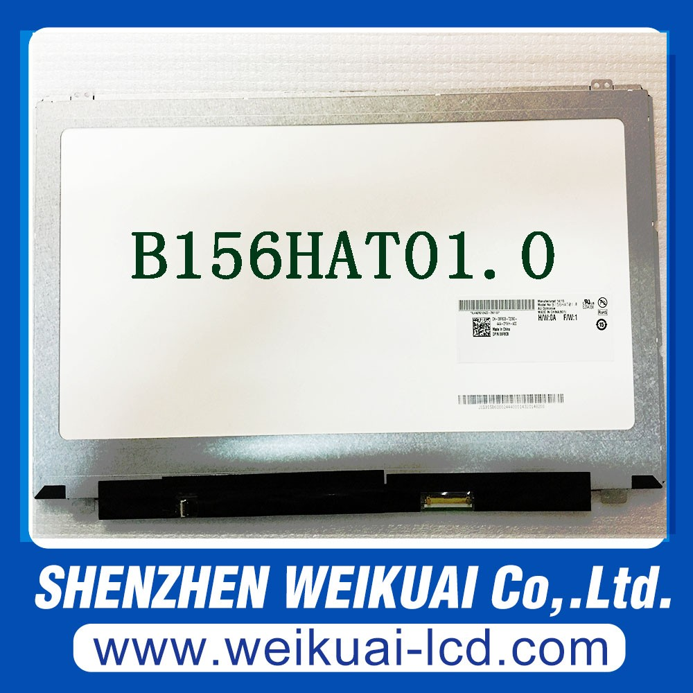 15.6 Laptop LCD Screen Touch Digitizer Display Matrix For Dell Inspiron 7000 Series 15-5547 15-7547 7548 B156HAT01.0 1920x1080 laptop lcd lp140wf1 sp b1 for dell e7440 with touch lcd screen led display brand new 1920 1080