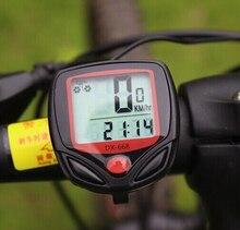 Bike Computer S548B Waterproof LCD Bicycle Computer Display Bike Odometer Speedometer 14 Functions stopwatch BCP0104
