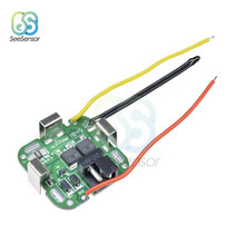 14.8V 18650 Li-ion Lithium Battery Charging Board Charger Module 4 Strings Battery Cell Charging BMS