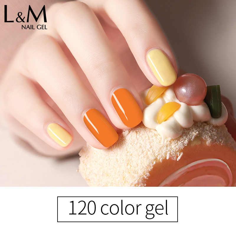 1 botella negra de la serie ibdgel Gelatu 15ML 120 esmalte de uñas de Gel de colores UV lámpara LED esmalte de uñas colorido duradero