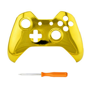 Image 5 - מול דיור פגז כיסוי עור עבור xbox one משחקים עליון מקרה החלפת חלקי תואם עבור עבור Xbox One עלית בקר