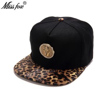 Missfox Hip Hop 18k Gold Plated Gangsta męskie czapki bawełna kapelusz na lato Rhinestone pieniądze moc odniesieniu do męskie kapelusze i czapki tanie i dobre opinie Hip Hop Czapki Regulowany 531074802307 Faux leather GEOMETRIC
