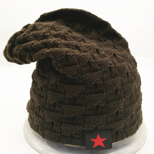 2133faed76c Men Women Ladies Knitted Winter Oversized Slouch Beanie Hat Cap skateboard (China)