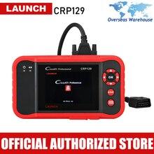 Launch Creader X431 CRP129 OBD2 Scanner ABS SRS Automotive Diagnostic Scanner Auto Diagnostic Tool Car Autoscanner Oil Reset цена