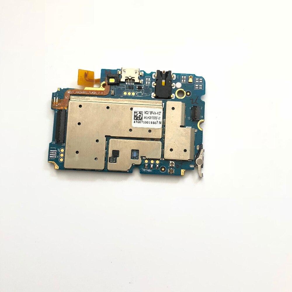 Utilisé la Carte Mère 1G RAM + 16G ROM Carte Mère Pour Allcall Rio 5.0 ''1280x720 MTK6580A Quad Core 1.3 GHz Livraison Gratuite