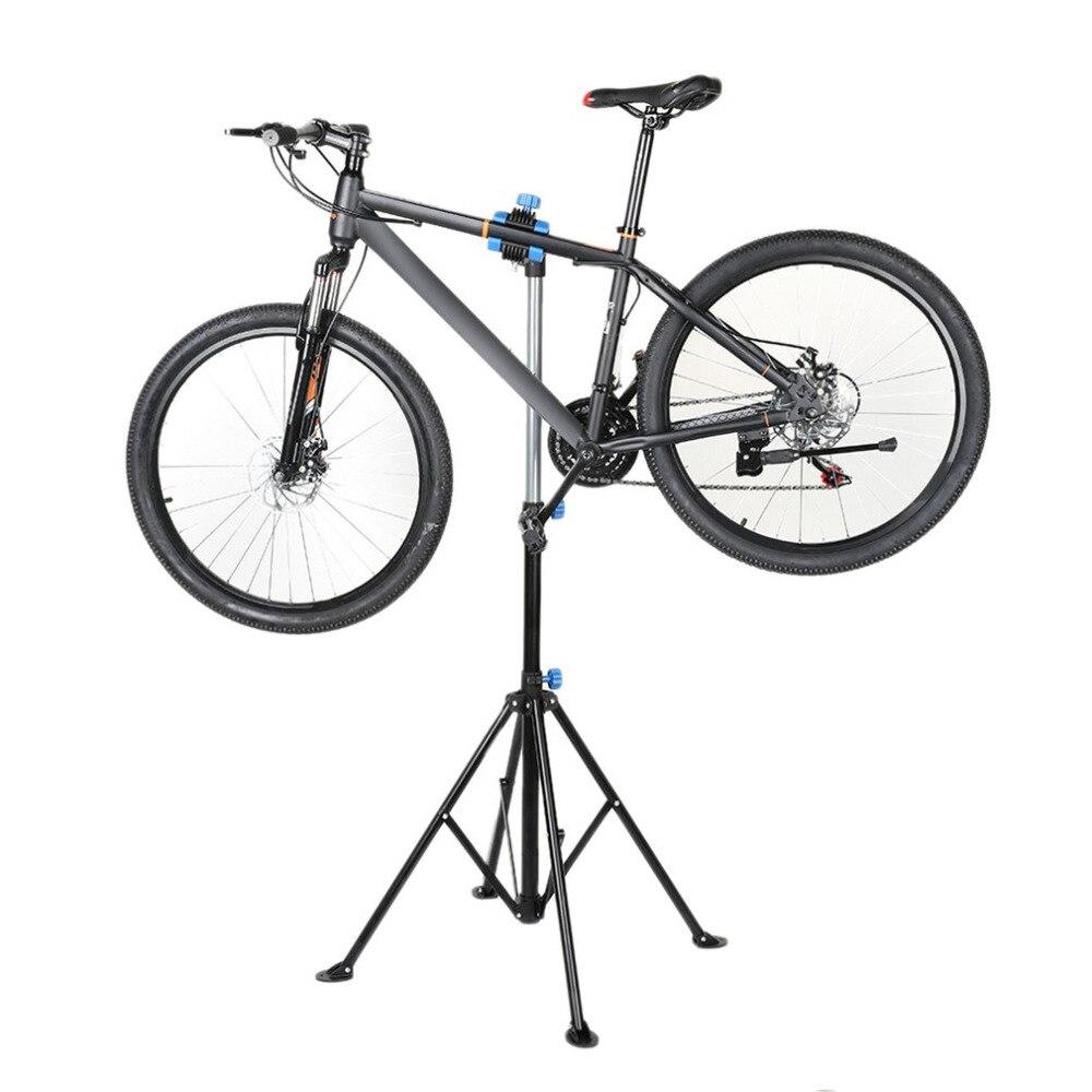 Support de réparation de hauteur réglable pour vélo professionnel support de vélo à bras télescopique de Ru