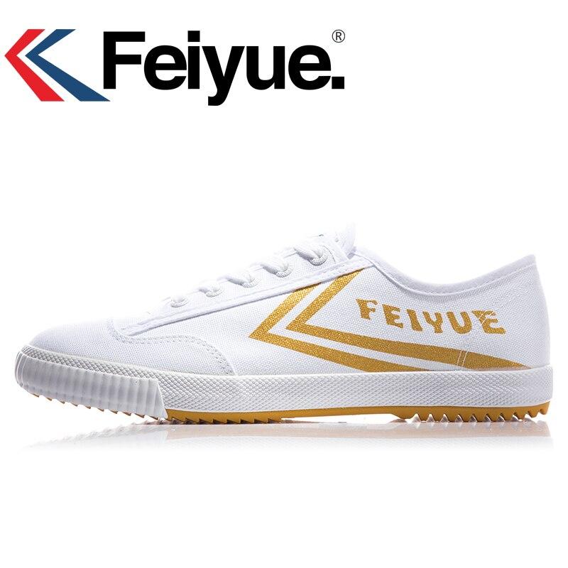 Keyconcept Original Feiyue Qingtang Sneakers Classical Shoes Martial Arts Taichi Taekwondo Wushu Kungfu Soft Comfortable