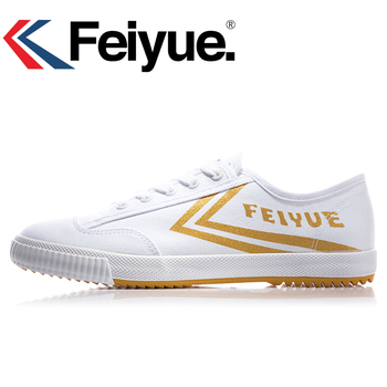 Qingtang conceito Chave Original Feiyue Tênis sapatos de Artes marciais De Taekwondo Wushu Taichi Kungfu Clássico macio e confortável