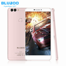 BLUBOO FHD 5.5 Inch HD Quad Core 4G Smartphone 1920*1080 2GB RAM 16GB ROM MTK6737T Dual lens 2 SIM Cards 13.0MP Mobile Phone