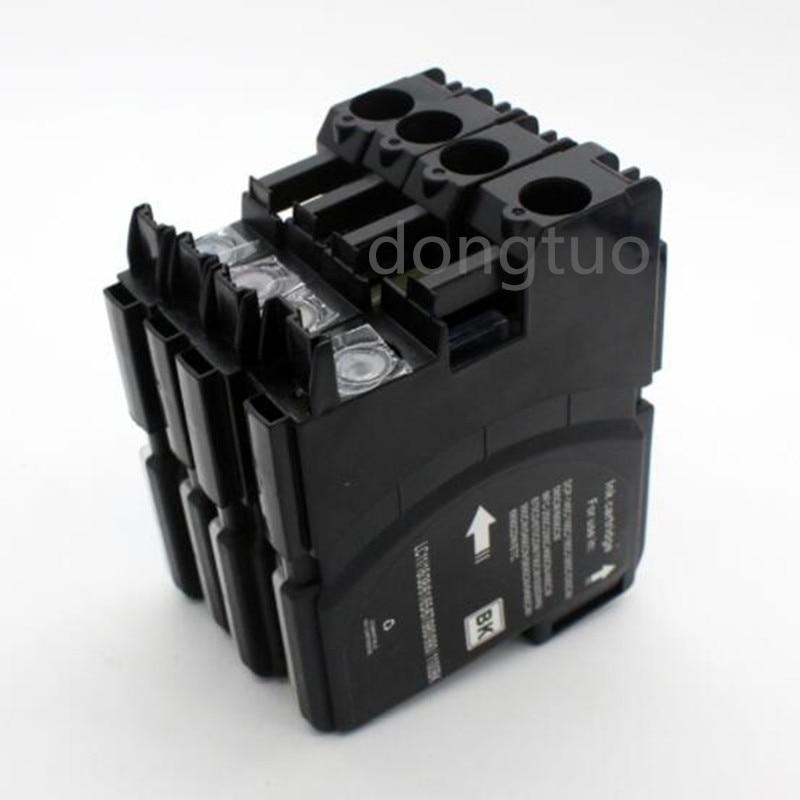 4BK LC11 LC16 LC38 LC61 LC65 LC67 LC980 LC1100 Ink Cartridge for Brother DCP-385C DCP-390CN DCP-395CN DCP-535CN DCP-585CW Inkjet