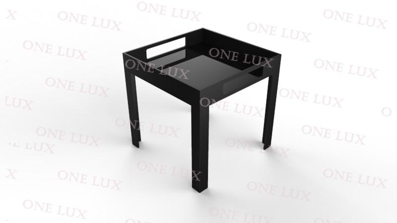plexiglass furniture. one lux black acrylic vanity tray tablelucite side corner tablesplexiglass living storage desk plexiglass furniture