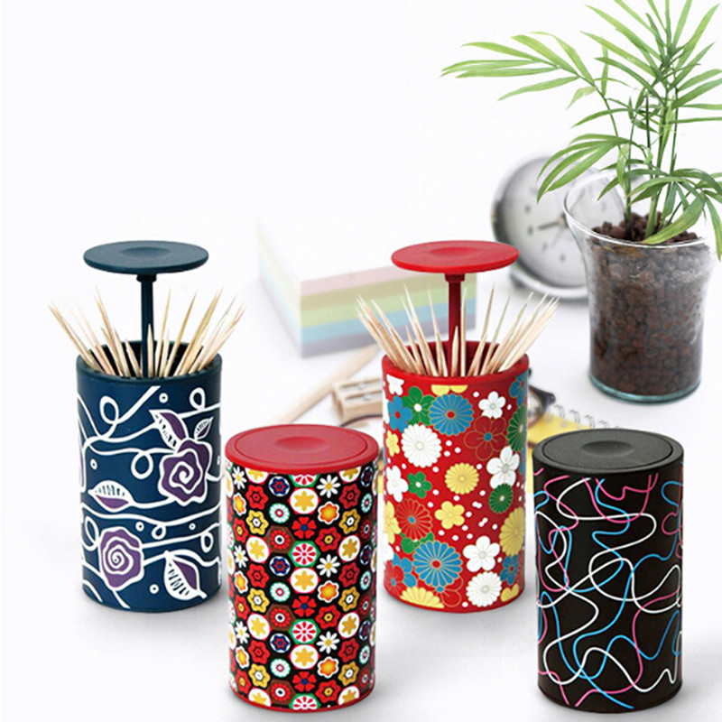 Buy toothpick holder container european for International home decor stores