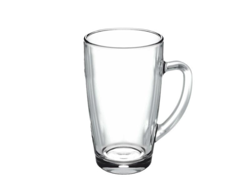 цена Mug Experienced glass factory, XXXL, 400 ml онлайн в 2017 году