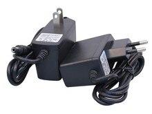 Free shipping CCTV dedicated DC 12V 1A AC 100 ~ 240V power plug conversion adapter charger EU, U.S. regulations