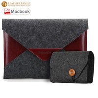 Wool Felt Laptop Sleeve For Macbook Pro 13 Case For Macbook Air 11 6 12 13