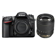 Nikon D7200 DSLR Camera Body AF S DX NIKKOR 18 105mm f 3 5 5 6G