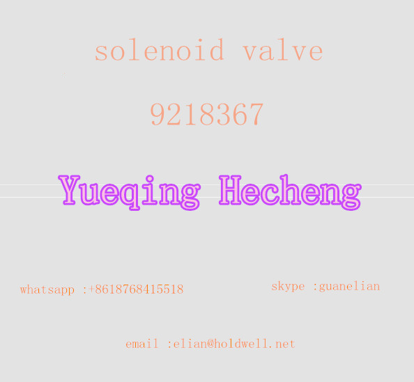 Free shipping Solenoid valve 9218367 For EX300-3Free shipping Solenoid valve 9218367 For EX300-3