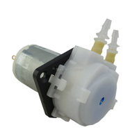 Self Priming DC 12V 5W Peristaltic Pump Dosing Pump Dosing Head For Aquarium Lab Analytical Water