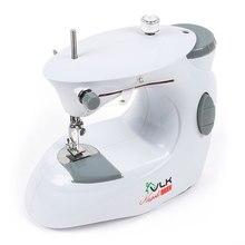 Швейная машина VLK Napoli 2200 (Работа от сети и батареек АА, подсветка, ножной привод, Прямая двухниточная строчка, Двойная скорость работы,)