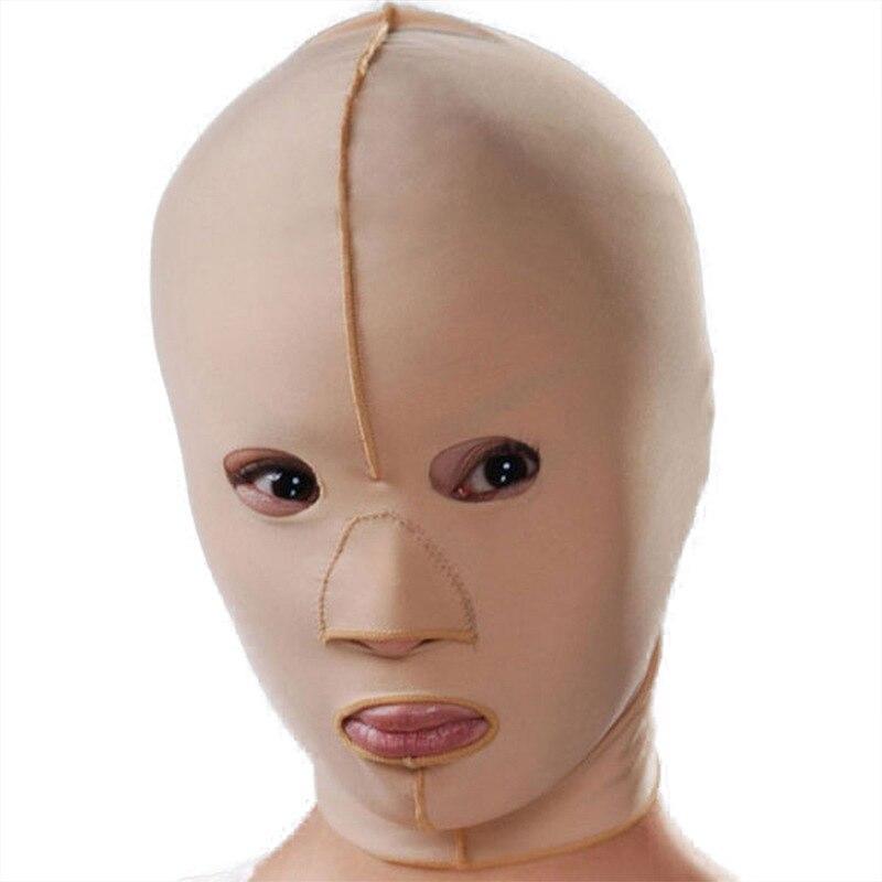 Thin Face Massage Mask  Fabric Bandage Double Chin Treatment Health Care