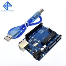 Un juego UNO R3 MEGA328P ATMEGA16U2 Compatible con Arduino
