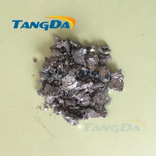 Tangda high pure antimony 99.99%Sb Scientific research laboratory Metal Antimony ingot Grain