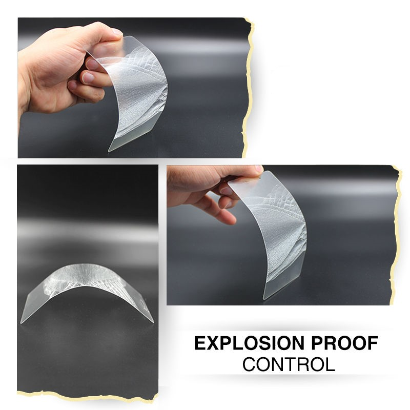Free shipping Explosion-proof Protective Film Screen Protector For Lenovo A6000 k3 6010 Screen Protector glass Front Film