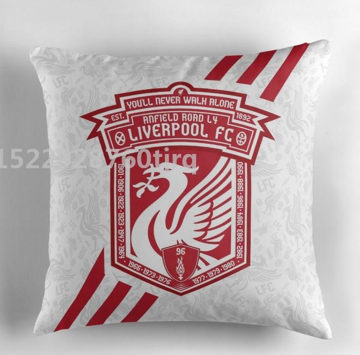 2018 New F pillow logo Pillow Case Cotton Made Pillowcase 45X45cm,55X55cm(Two side)