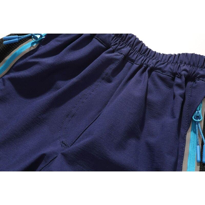 TRVLWEGO Походные штаны для путешествий, летние детские лоскутные брюки для прогулок, спортивные быстросохнущие дышащие штаны для мальчиков и ...