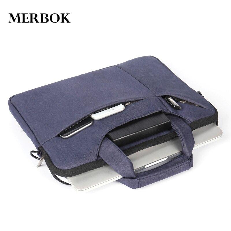 Top Selling Laptop Bag Women Men Notebook Bag For Dell Samsung Asus Acer 14 Laptop Bag Case For ZBook 15 G4 / Studio G4 15.6