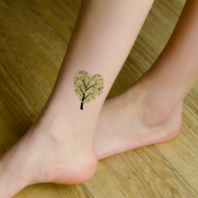 Sex Products Temporary Tattoo Tatoo For Man Woman Waterproof Stickers Makeup Maquiagem Make Up Color Lovely Tree Tattoo