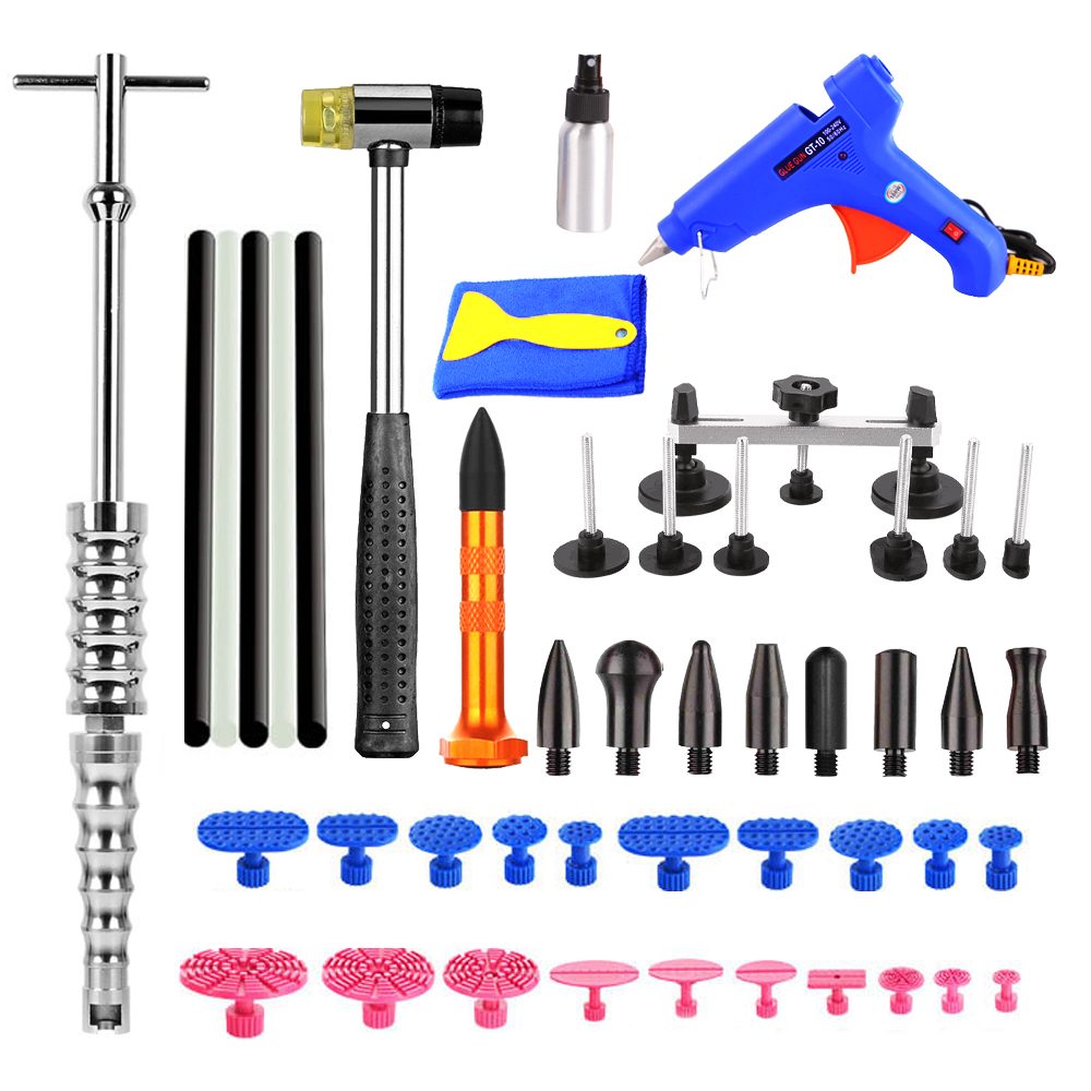 WHDZ PDR Tools Paintless Dent Repair Tools Dent Removal Dent Puller PDR Glue Tabs Glue Gun Hot Melt Glue Sticks whdz pdr tools paintless dent repair tools dent removal dent puller pdr glue tabs glue gun hot melt glue sticks