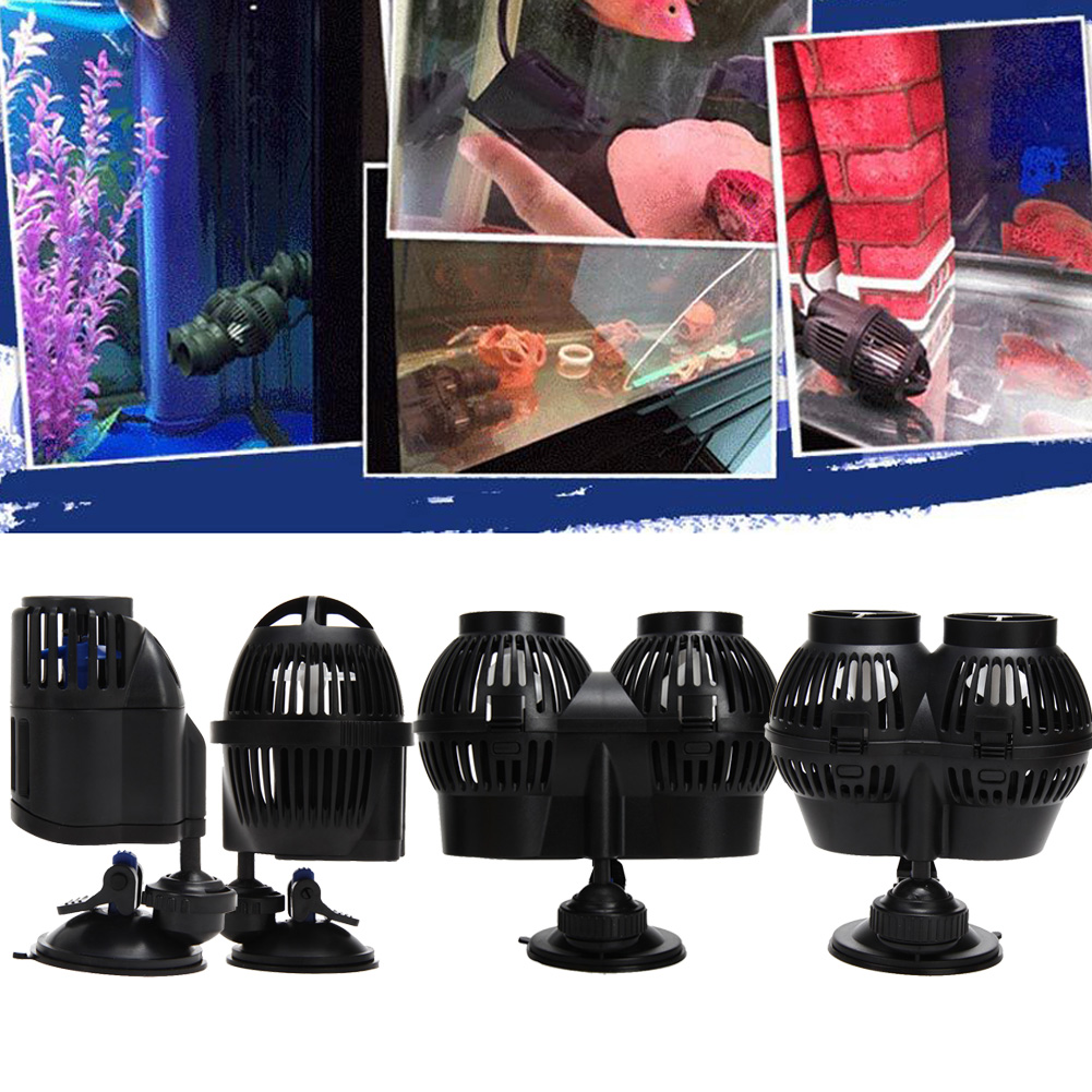 Aquarium fish tank wavemaker - Single Dual Powerhead 220 240v 2 5w 24w Circulation Water Pump Wave Maker