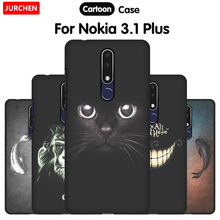 JURCHEN Phone Case For Nokia 3.1 Plus Case Cover