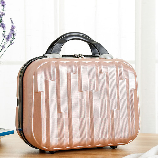 Women's Makeup Bag Fashionable Travel Bag Large Capacity Cosmetic Bag Professional Makeup Case Suitcase Cosmetic  Bag
