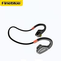Fineblue Sweatproof Wireless Bluetooth Earphone In Ear M3 Sports Earbud Running Stereo Headphone Handfree Headset For