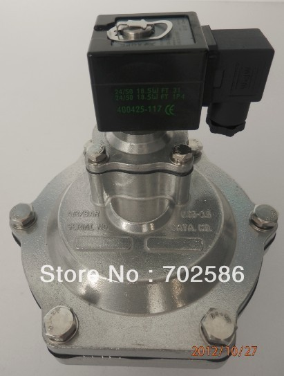 XQPC provide 2 1/2'' right-angle pulse jet valve like SCG353A051 of ASCO of the USA