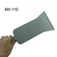 High quality window tint tool 15 Automotive Bull Dozer squeegee for Front and rear windscreen tinting MX-110 whole sale