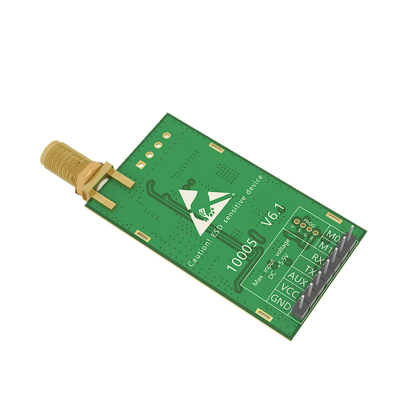 Image 5 - E31 433T30D AX5043 433mhz 1W Long Distance Narrow Band UART SMA Antenna IoT uhf Wireless Transceiver Transmitter Receiver Module-in Fixed Wireless Terminals from Cellphones & Telecommunications