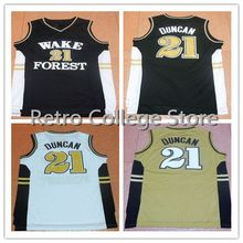 online retailer 6f93f c8f52 Buy tim duncan 21 and get free shipping on AliExpress.com