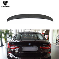Carbon Fiber Rear Trunk Spoiler For BMW 6 Series GT G32 Carbon Spoiler Carbon Fiber rear wing 2018 ON Car Styling