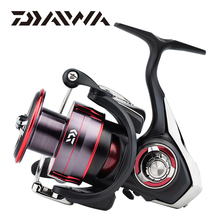 18 Original DAIWA FUEGO LT 1000D 2000D 2500 3000C 4000-C Spinning Fishing Reel Low Gear Ratio 7BB 5.2/5.3:1 LC-ABS Metail Spool