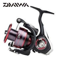 Original DAIWA FUEGO LT 1000D 2000D 2500 3000C 4000D-C Spinning Fishing Reel Low Gear Ratio 7BB 5.2/5.3:1 LC-ABS Metail Spool