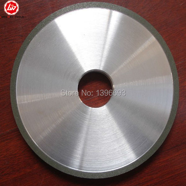 150mm 6 diamond grinding wheel for carbide,grinding wheel,abrasive grinding wheel.resin bond,for sharpen tungsten carbide tips 6 inch dish grinding wheel resin bond flaring cup abrasive wheel for tungsten carbide sharpening abrasive tools r013