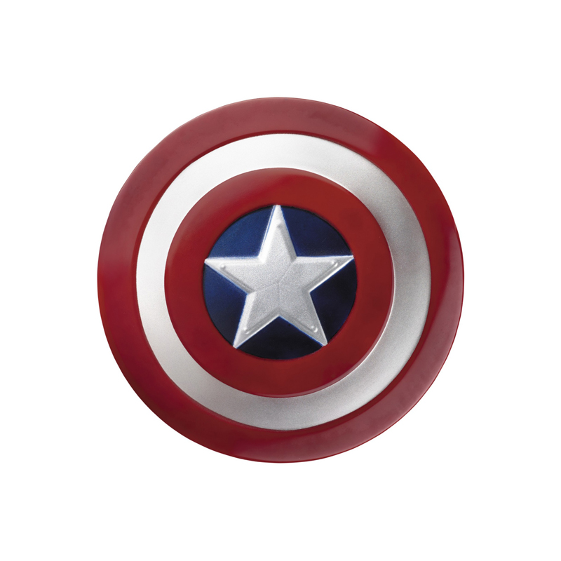 Child Captain America Shield For Captain America Costume Keep A Hero Safe As Kids Toys Gift image