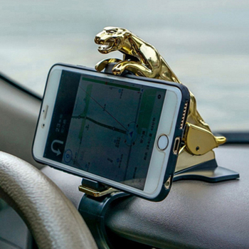 Car Dashboard Phone Holder 360 Degree Adjustable Universal Cell Phone Mount Stand Easy Clip Car GPS Bracket Car Accessories