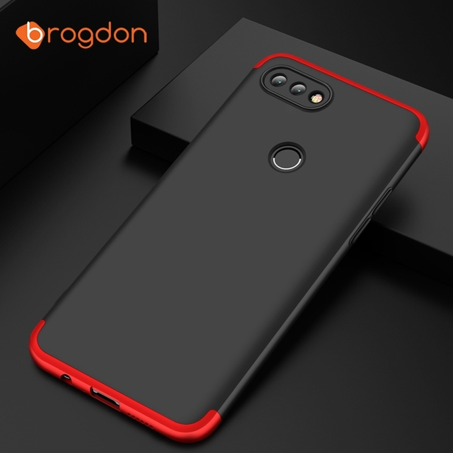 quality design 4b3d7 ffad1 US $4.23 |BROGDON Phone Cases For Oppo Realme 2 Pro Case Full Matte Back  Cover For Oppo Realme 2 Pro 6.3 inch Bumper Shell Covers-in Fitted Cases  from ...