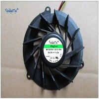 Ücretsiz kargo DC12V 0.12A sunucu soğutma fanı için Protechnic MBT5412MF-O12 sunucu yuvarlak Fan 60x60x14mm 3 telli