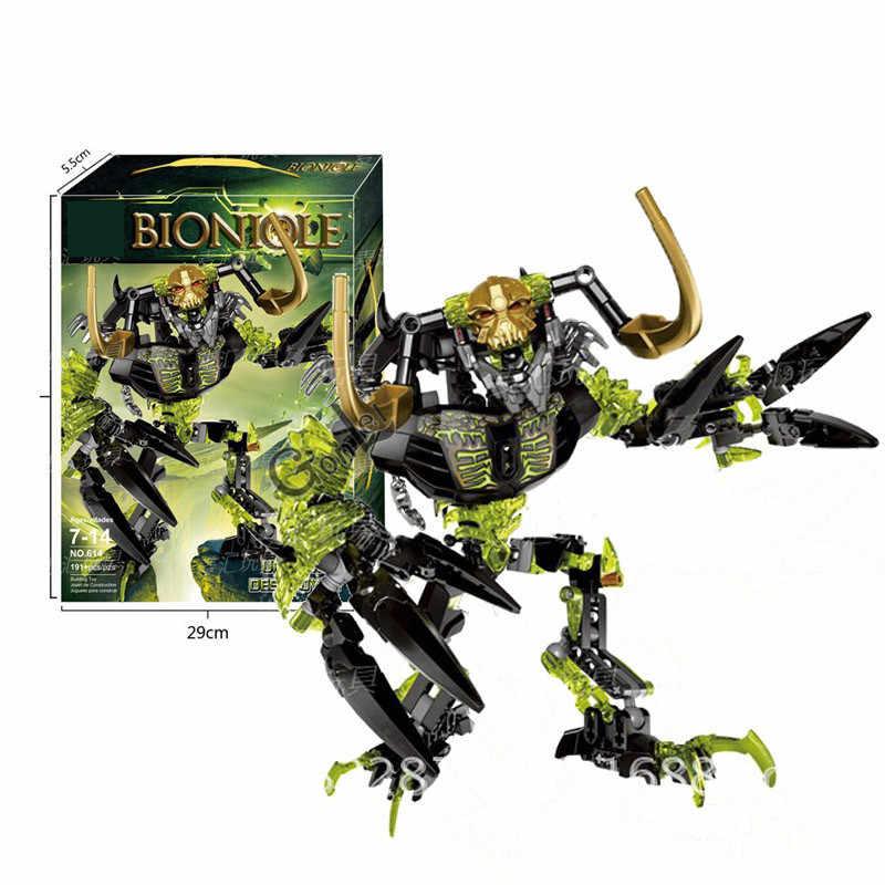 71316 Bionicle Umarak The Destroyer 191 pcs Building Block